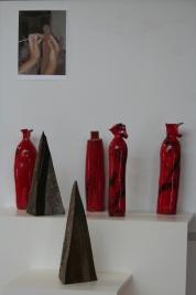 Les bouteilles ivres et les pyramides - Pascale Elghozi