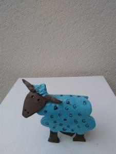 Mouton sculpture pascale Elghozi
