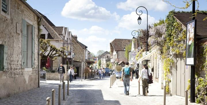 village des peintres Barbizon
