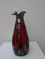 Bouteille-Ivre-pascale-elghozi-sculpture