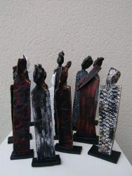 Hommes-ombre de pascale-elghozi-sculpture